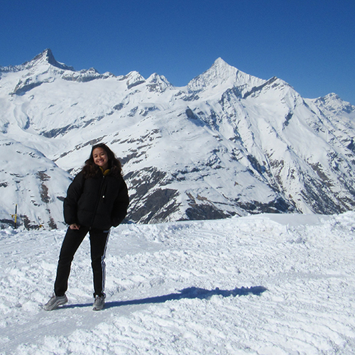 Studying Abroad (while abroad) Part 2: Overcoming Self-doubt in the Swiss Alps