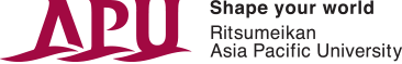 >APU Ritsumeikan Asia Pacific University